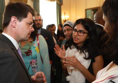 10 Downing Street Eid Reception