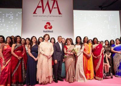 Asian Woman Of The Year Award